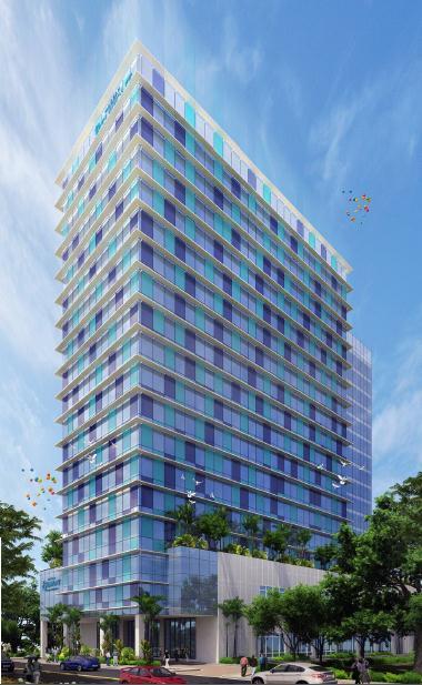 Mactan Belmont Luxury Hotel Property Slides